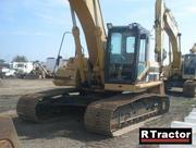 Excavator Cat 325BL 1998,  R Tractor LLC