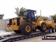 Technical  Specification – Wheel Loader 962G* R Tractor LLC