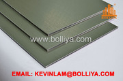Titanium Zinc Composite Panel for façade cladding (Rheinzink cladding