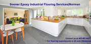 Contact Sooner Epoxy for Commercial, Industrial, Residential Flooring